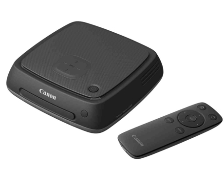 Connect Station CANON CS100 — Memória Interna: 1TB