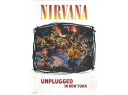 CD + DVD Nirvana - Unplugged in New York — Pop-Rock