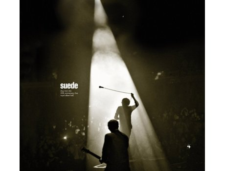Vinil Suede - Dog Man Star. 20th Anniversary Live. Royal Albert Hall.