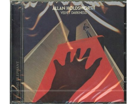 CD Allan Holdsworth - Velvet Darkness