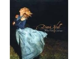 CD Diana Krall - When I Look in Your Eyes — Romântica
