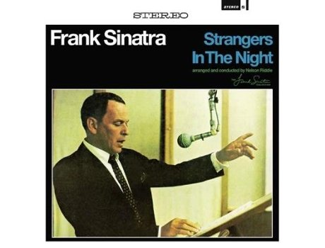 Vinil Frank Sinatra - Strangers In The Night — Jazz