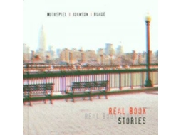 CD Johnson Muthspiel - Real Book Stories