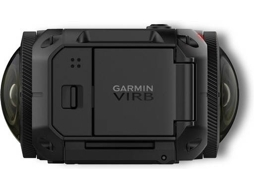 Action Cam GARMIN VIRB 360 — 15 MP / Vídeo: 5.7K / Autonomia: até 1:05 h