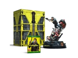 Jogo Xbox One Cyberpunk 2077 (Collector's Edition)