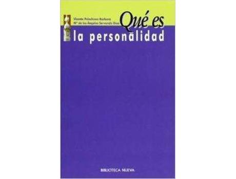 Livro Que Es La Personalidad de Vários Autores (Espanhol)