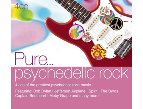 CD Pure...Psychedelic Rock — Pop-Rock