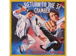 Vinil El Michels Affair - Return To The 37th Chamber