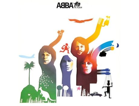 Vinil Abba: The Album — Pop-Rock