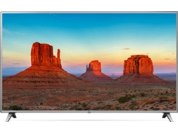 TV LED LG 4K Ultra HD 75'' 75UK6500 — 4K Ultra HD| 75''| A