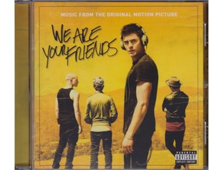 CD We Are Your Friends (Music From The Original Motion Picture)