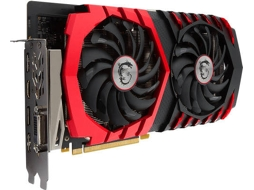 Placa Gráfica MSI GTX 1060 GAMING X+ 6GB — NVIDIA / GTX 1060