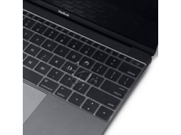 Capa Teclado MacBook 12/Pro 13 MACALLY KBGuard — MacBook 12/Pro 13
