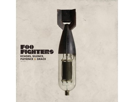 Vinil Foo Fighters - Echoes, Silence, Patience & Grace — Pop-Rock