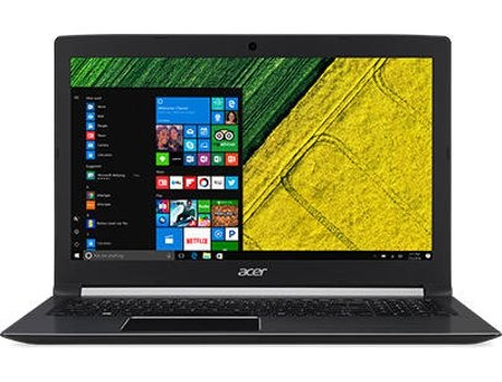 Portátil 15,6'' ACER A515-51G — Intel Core i7-8550U | 8 GB | 256 GB SSD | NVIDIA GeForce MX150