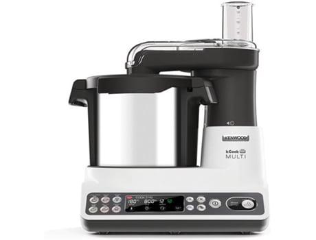 Robô de Cozinha KENWOOD KCook Multi CCL401WH (4.5 L - 1500 W - 6 acessórios)