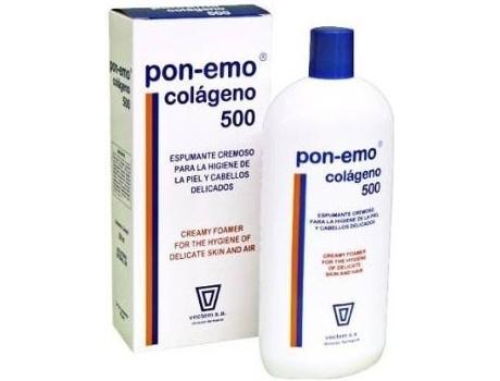 Shampoo de gel de lipoproteína PON-emo 500ml