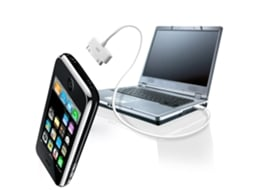 Cabo SBS USB iPhone 4/4S 1.5m — USB e Dock | 1,5 m | iPhone 4/4S