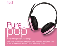 CD Various Pure…Pop — Pop-Rock