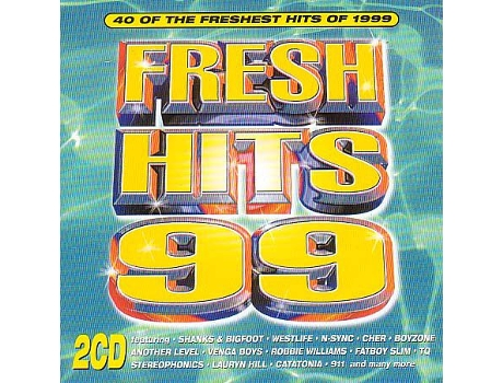CD Fresh Hits 99