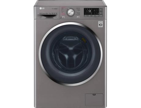 356ddb1f9 Máquina de Lavar e Secar Roupa LG Ecohybrid F4J8JH2S (7 11 kg - 1400 rpm -  Inox)