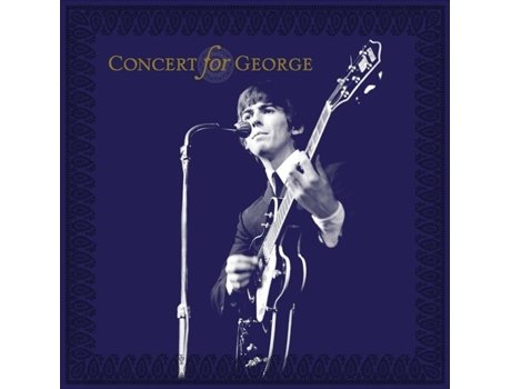 CD2 Vários - Concert For George — Pop-Rock