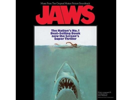 Vinil John Williams - Jaws OST — Banda Sonora