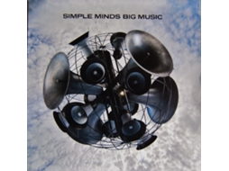 CD Simple Minds - Big Music