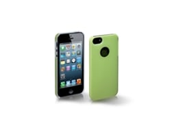 Capa SBS Glass iPhone 5, 5s, SE Verde — Compatibilidade: iPhone 5, 5s, SE