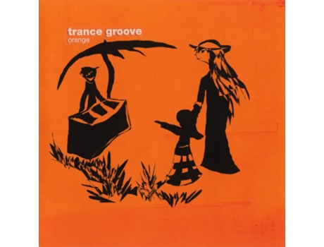 CD Trance Groove - Orange