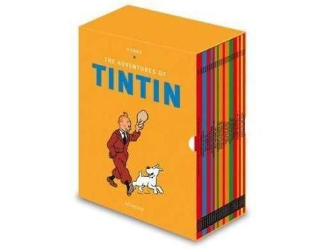 Marca do fabricante - Livro Pack Tintin 2020 de Hergé