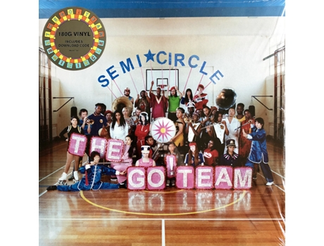 Vinil The Go! Team - Semicircle