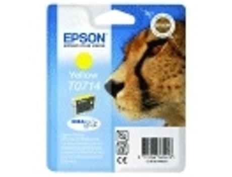 Tinteiro Epson T0714  Amarelo   [3661245 ]