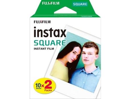 Recarga FUJIFILM Instax Square 10X2 PK | [6615790 ]