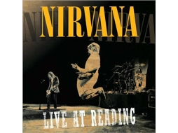 CD Nirvana - Live at Reading — Pop-Rock
