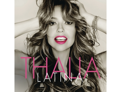 CD Thalia - Latina — Pop-Rock