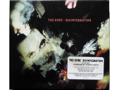 cd the cure disintegration