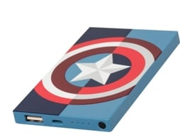Powerbank TRIBE 4000 mAh Marvel — 4000 mAh