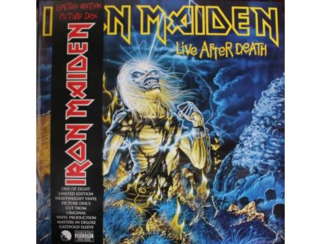 WARNER-MUSIC - Vinil Iron Maiden - Live After Death