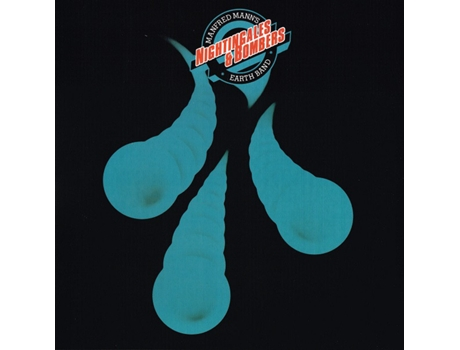 Vinil Manfred Mann's Earth Band - Nightingales & Bombers