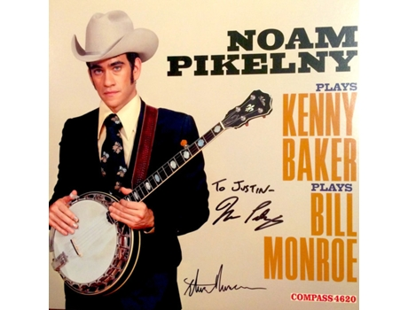 Vinil Noam Pikelny - Noam Pikelny Plays Kenny Baker Plays Bill Monroe