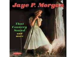 CD Jaye P. Morgan - That Country Sound And More
