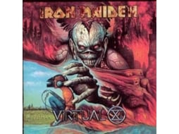 CD Iron Maiden - Virtual X1 — Pop-Rock