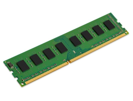 Memória RAM DDR3 KINGSTON 4 GB (1600 MHz - CL 11 - Verde) — 4 GB | 1600 MHz | DDR3