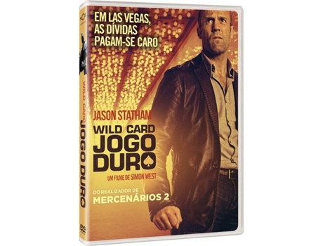 DVD Jogo Duro — Do realizador Simon West