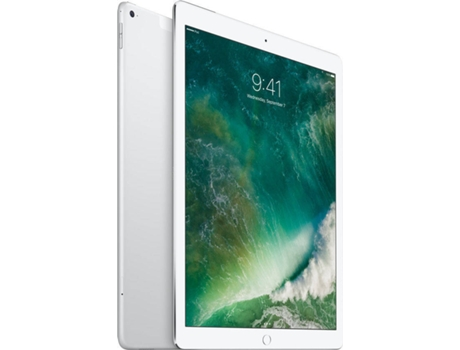 iPad Pro 12.9'' APPLE Wi-Fi + Cellular 256GB Prateado — 12.9'' | 256 GB | iOS 10