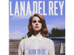 CD Lana Del Rey - Born To Die — Pop-Rock