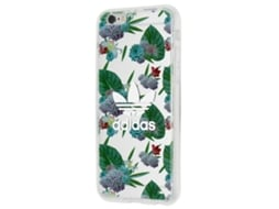 Capa ADIDAS Logo iPhone 6, 6s Verde — Compatibilidade: iPhone 6, 6s