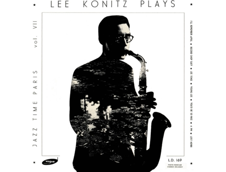 CD Lee Konitz - Lee Konitz Plays — Jazz