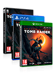 Lançamento Shadow of the Tomb Raider